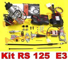 KIT POTENZIAMENTO APRILIA RS 125 E3 da 2007 + CENTRALINA ZEELTRONIC + VHSB34