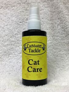 CatMaster Tackle Cat Care