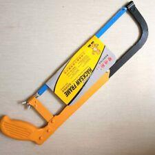 Adjustable Hacksaw Frame Hand Tools Comfortable Handle Cutting Wood Metal Saw