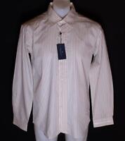 Bnwt Men's Daniel Christian Ellis Long Sleeved Shirt XXLarge Size 5 New 2XL XXL