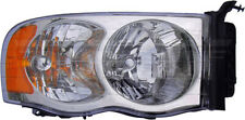 03-05 RAM 2500, 3500   HEAD LAMP ASSEMBLY RIGHT RH PASSENGER SIDE  1591064