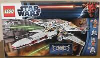 Lego Star Wars 9493 X-Wing Starfighter mit Figuren Anleitung OVP 100% komplett