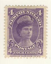 Newfoundland Stamp Scott # 84 4-Cents Duchess York MNG