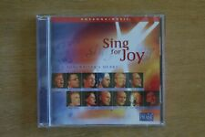 Sing for Joy live praise      (Box C768)