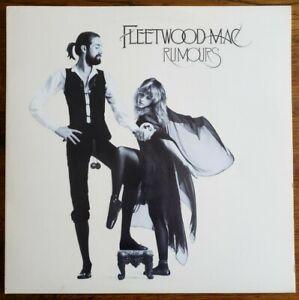Fleetwood Mac Rumours LP 1977 Pressing Warner Bros. Textured Sleeve Dreams Chain