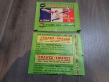 pochette  foot   panini  french  84  sealed