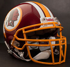 CLINTON PORTIS Edition WASHINGTON REDSKINS Riddell AUTHENTIC Football Helmet NFL