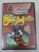 HAMTARO + DOCE REINOS + OFFSIDE VOL 4 - DVD + EXTRAS MANGA SPANISH ED ESPAÑOL