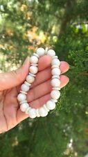 Genuine Natural  Burmese Jade Beaded Bracelet