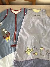 Slumber Sac And Jojo Maman Bebe With Sleeves Sleeping Bags 2.5 Tog Aged 6-18