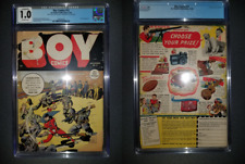 Boy Comics #13 - Nazi firing squad cover - Check out our other Ga listings!
