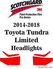 3M Scotchgard Paint Protection Pro Series 2016 2017 2018 Toyota Tundra Limited