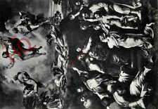 Picture Postcard_ Raffaello, Raphael, The Transfiguration