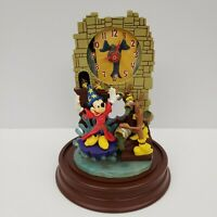 Mickey Mouse Fantasia Clock - Disney