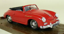Brumm 1/43 Scale R117 Porsche 356 Roadster 1950 Red Diecast Model Car