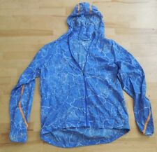 Nike Hooded Wind Breaker Running Cycling X Large Ultralight Weight