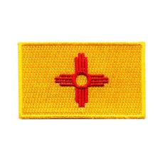 Nouveau-Mexique Santa Fe Amérique USA US ETATS patch écusson Aufbügler 0043