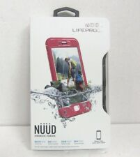 LifeProof NUUD Waterproof Case for iPhone 7/8 Plus - Plum Reef Purple - 77-54307