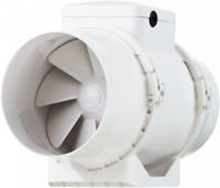 XPELAIR XIMX 125 + Inline Mixed Flow Duct Fan 92374AW BRAND NEW 225 m3/h BARGAIN