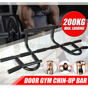 Doorway Pull Up Bar Adjustable Chin-Up Bar Home Gym Sport Fitness Body Exercise
