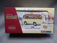 AG213 CORGI HERITAGE 1/43 CHENARD WALCKER MINI BUS VITRE EX70623 Ed Lim 2400ex