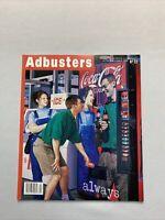 Adbusters Magazine Oct/Nov 2000 - Holly McDaniel, Andrew Hendricks