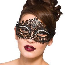 Metal Laser Cut Eye Mask Masquerade Filigree Venetian Mask Fancy Dress 9942