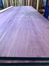 "Purple Heart 4/4 Hit & Miss to 15/16""  Exotic Hardwood Lumber 10-BF"
