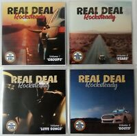 Real Deal Rocksteady 4CD Jumbo Pack 1 (Vol 1-4) - Authentic Essential Rocksteady