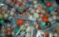 11 Vintage Champion Agate Swirl Marbles FREE SHIPPING KEEPERS