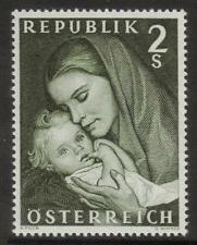 Austria 1968 MNH sg1518 MOTHER'S DAY