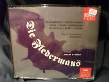 J. Strauss II - Die Fledermaus  -Gedda / Rothenberger / Boskovsky/Wiener Symph.