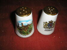 Luxenbourg Salt & Pepper Shakers