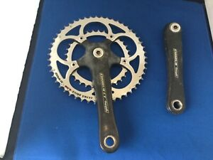 CAMPAGNOLO CHORUS CARBON CHAINSET / CRANK 172.5mm 10 Speed