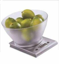 LAICA Küchenwaage Waage wage Kochwaage digital LC7113 Silver