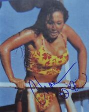 WWF WWE CHAE SEXY AUTOGRAPHED HAND SIGNED 8X10 PHOTO WRESTLING PICTURE