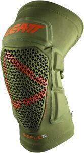 Leatt Airflex Pro Knee Guard Forest, L Large 5020004302