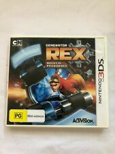 Generator REX Agent of Providence - Nintendo 3DS Game