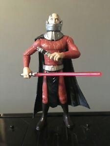 "Star Wars 30th Anniversary Darth Malak 3.75"" Action Figure 2007"