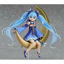 New Anime Hatsune Miku Twinkle Snow Ver. Figma EX-037 PVC Figure Collectibles