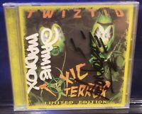 Twiztid - Toxic Terror CD SEALED insane clown posse house of krazees boondox hok