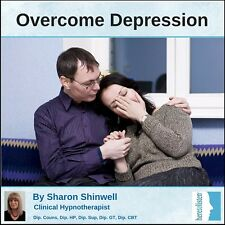 Overcome Depression CBT/Self-Hypnosis CD By Clinical Hypnotherapist @ HALF PRICE