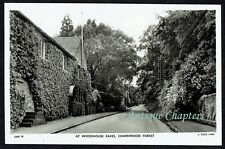 c.1960 Woodhouse Eaves Charnwood Forest Leicestershire Postcard C973