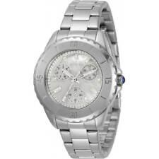 Invicta Women's Watch Angel White MOP Dial Stainless Steel Bracelet 30974
