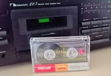 Speed & Azimuth setup calibration cassette tape 3kHz and 3.15kHz lots of tones.