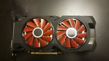 USED XFX Radeon RX 570 8GB DDR5 Graphics Card (RX-570P8DBD6) Card only