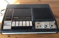 Lecteur Cassette Sharp Vintage