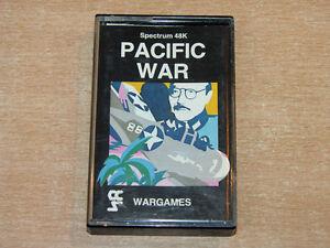 Sinclair ZX Spectrum - Pacific War by CCS