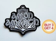 AMON AMARTH W PATCH,BUY3GET4,ENSLAVED,WINDIR,KAMPFAR,OPETH,MELODIC DEATH METAL