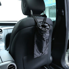 Trash Bag Car Can Litter Garbage Leak Proof Bin Headrest Wastebasket Holder